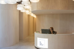 The Tooth Company Smales Farm reception